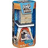 Hasbro Jenga Pass Challenge - 6 Years & Above - E0585EU4