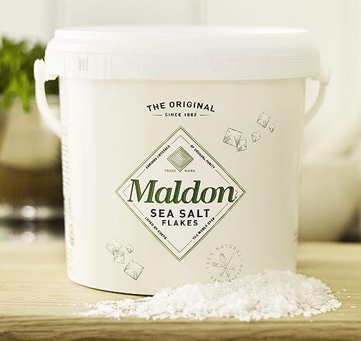 Maldon Sea Salt Flakes - 1  5 kg