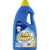 Cold Power Regular Complete Action, Lemon Fresh, Liquid Laundry Detergent, 40 Washloads