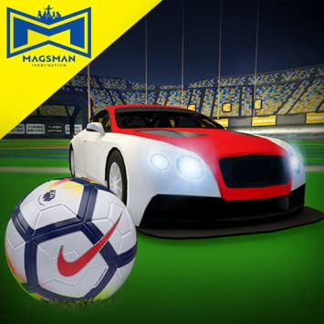Sports Car Football World Cup Game: Turbo Soccer 2018