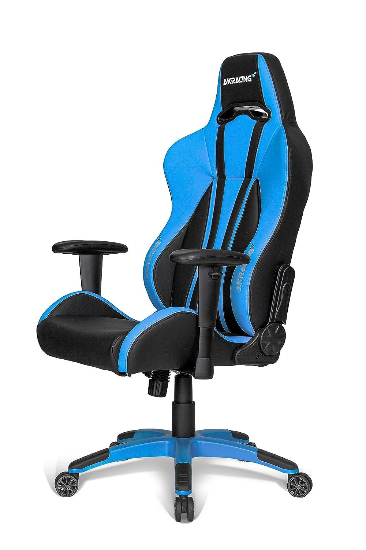 AKRACING Gaming-Stuhl Premium Plus Gaming Chair - Azul: Amazon.es: Hogar