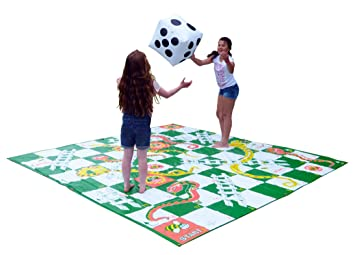 Garden games giant snakes and ladders game 3 metres x 3 metres pvc garden games giant snakes and ladders game 3 metres x 3 metres pvc durable mat and solutioingenieria Images
