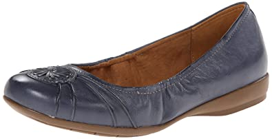 Womens Shoes Naturalizer Ginger Black Leather