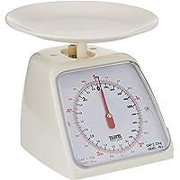 Tanita Dial Kitchen Scale, 2kg, White