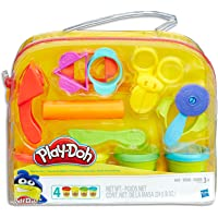 Play-Doh - Starter Set inc 4 Tubs of Non-Toxic Dough & 6 Accessories - Kids Sensory Toys - Arts and Crafts Activities…