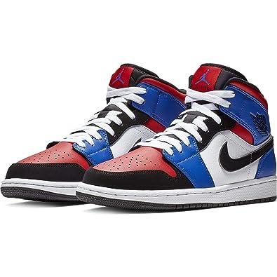 dedbbc68491c9e Image Unavailable. Image not available for. Color  Jordan Men s Air Jordan  1 Mid Basketball Shoe
