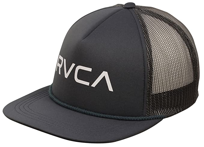 e295efd6959ea RVCA Men s Foamy Trucker Hat  Amazon.in  Clothing   Accessories