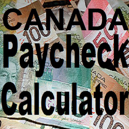 Canada Paycheck Calculator ( no Advertisements - Canada Online Tax