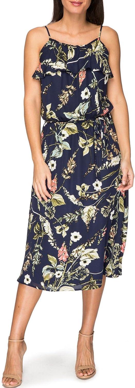 Bobeau Maya Printed Dress