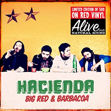 Big Red & Barbacoa [Vinyl]