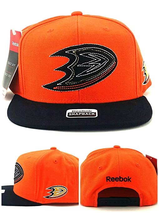 0d2d9c57b5c1 Amazon.com   Reebok Anaheim Ducks New Shadow Mighty Orange Black ...