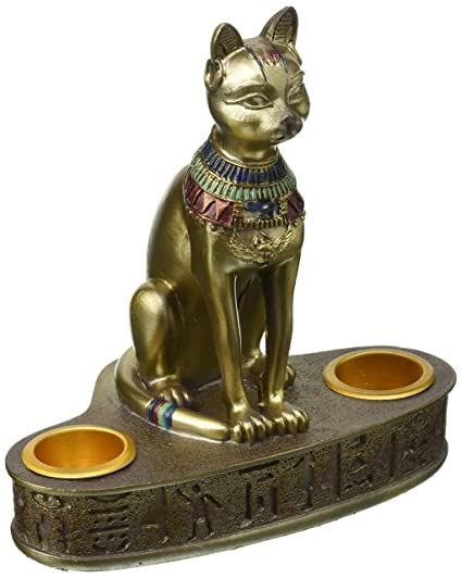 Design Toscano Altar of the Goddess Bastet