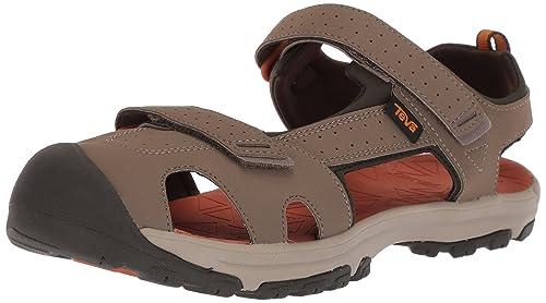 275d7d91d97a98 Teva Boys  Y Hurricane Toe Pro Sport Sandal  Amazon.ca  Shoes   Handbags