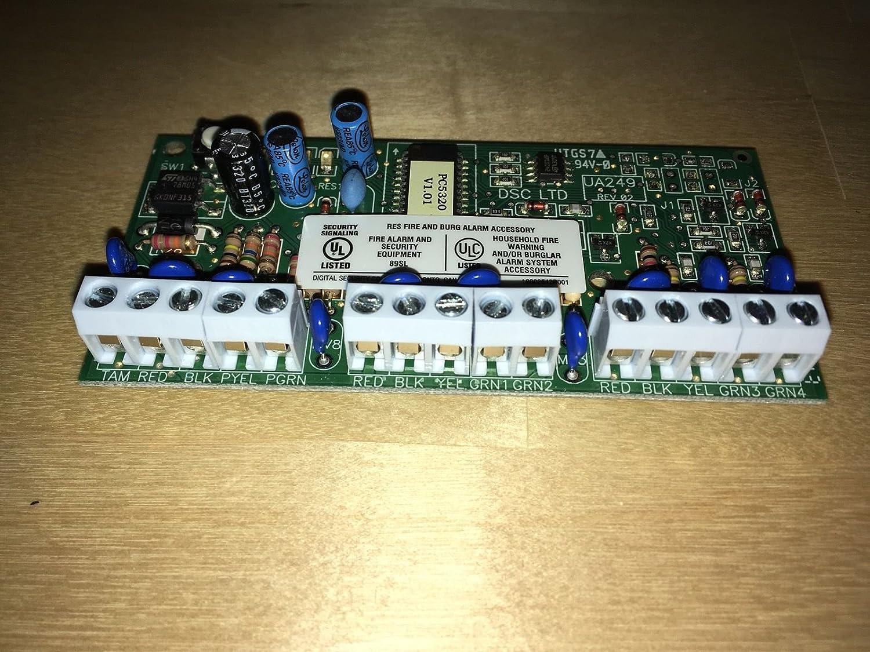 DSC Security Alarm System-PC5320: Amazon.es: Electrónica