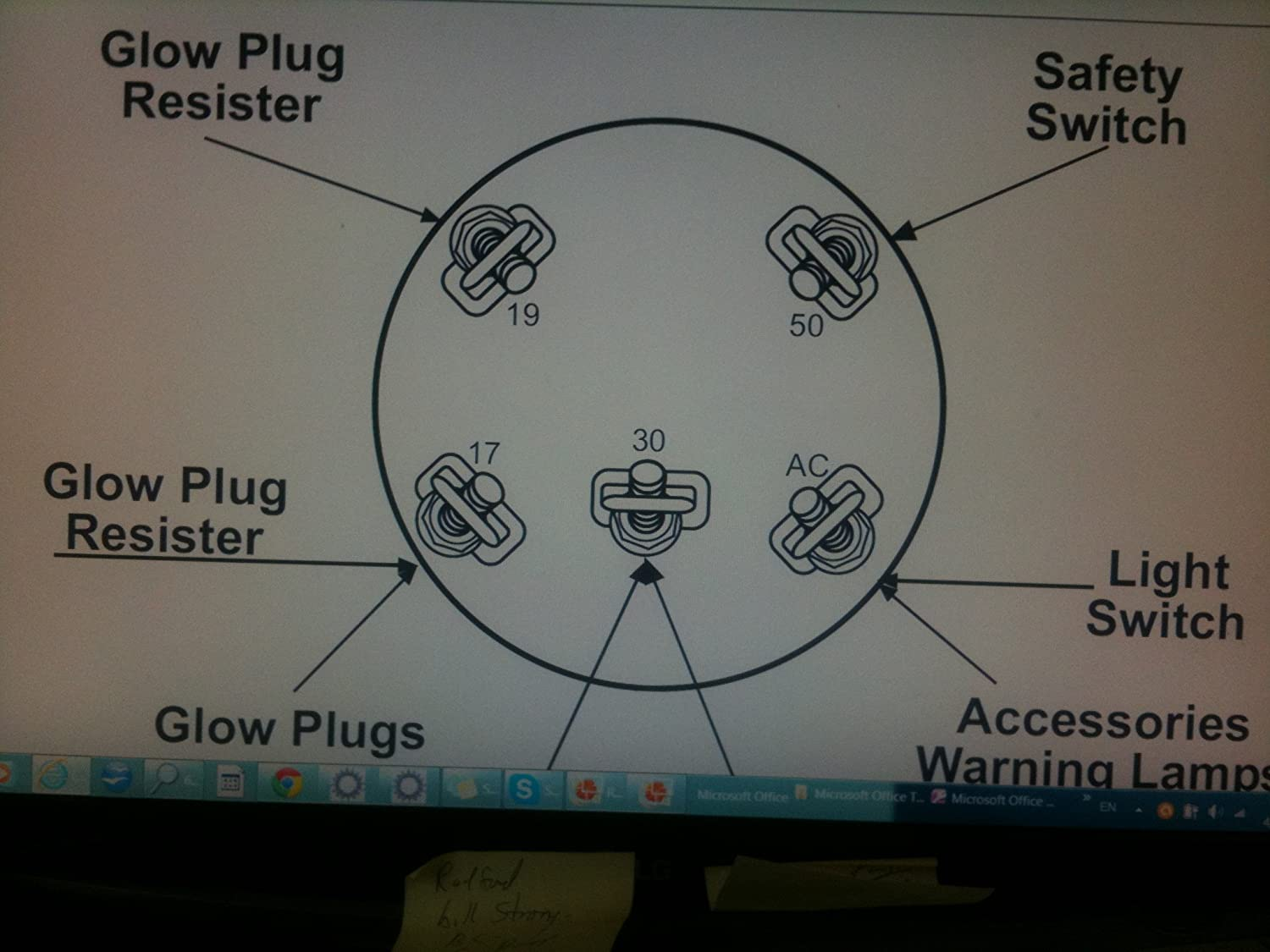 Wiring Diagram For Sba385200331 Libraries Ford 1910 Tractor Ignition Amazon Com Switch S 66902 1000 1100 1110 1200amazon