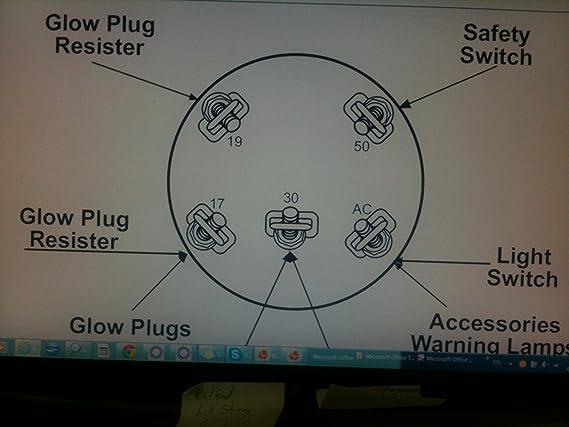Amazon Ford Switch Ignition S66902 1000 1100 1110 1200 Rhamazon: Ford 4600 Su Light Switch Wiring Diagram At Gmaili.net