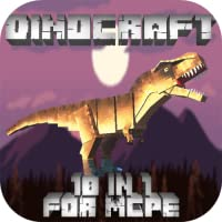 DinoCraft: Addon 10 in 1