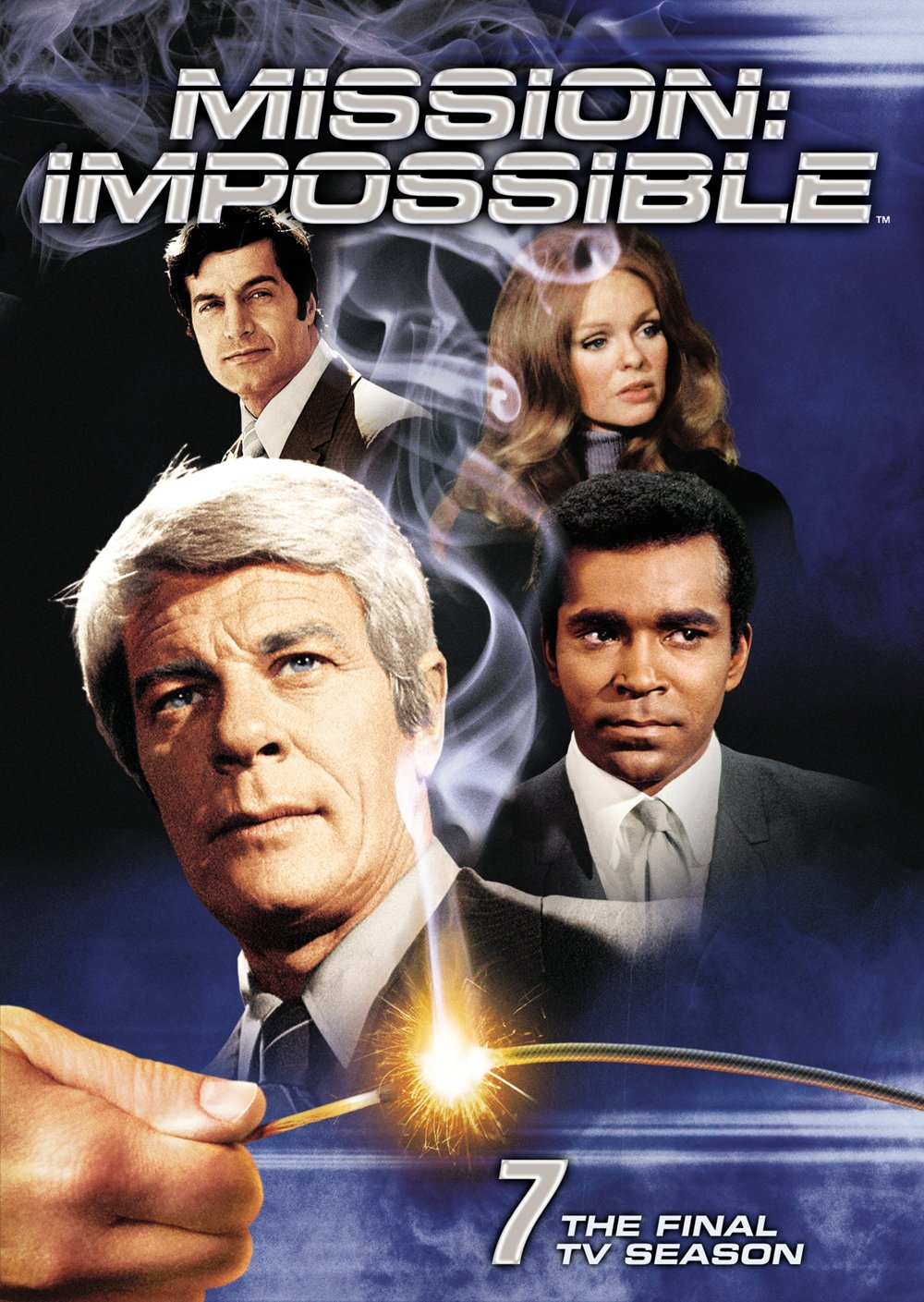 DVD : Mission Impossible: Final TV Season (Full Frame, , Dubbed, Dolby, AC-3)