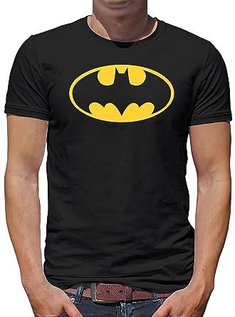 premium selection 2e93e 4fddd Touchlines Merchandise Batman Logo T-Shirt Herren: Amazon.de ...