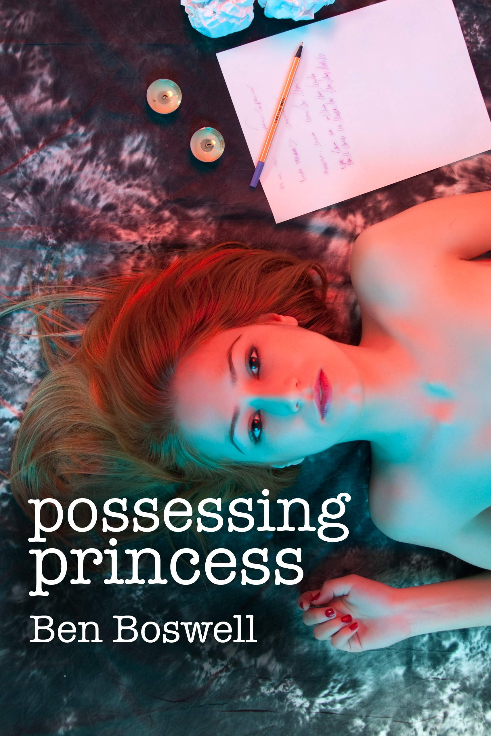 Possessing Princess (English Edition)