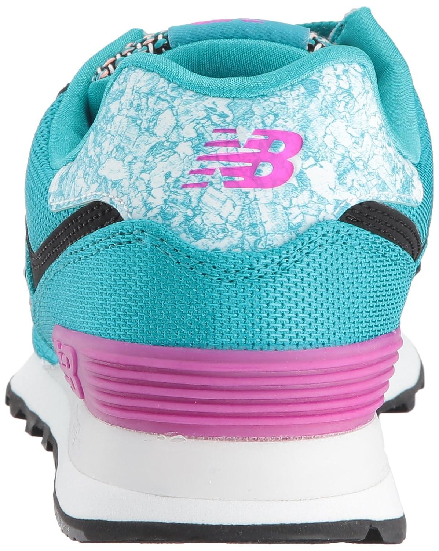 New Balance Kvinner 574v1 Kunstskole Sneaker 9ZpwA