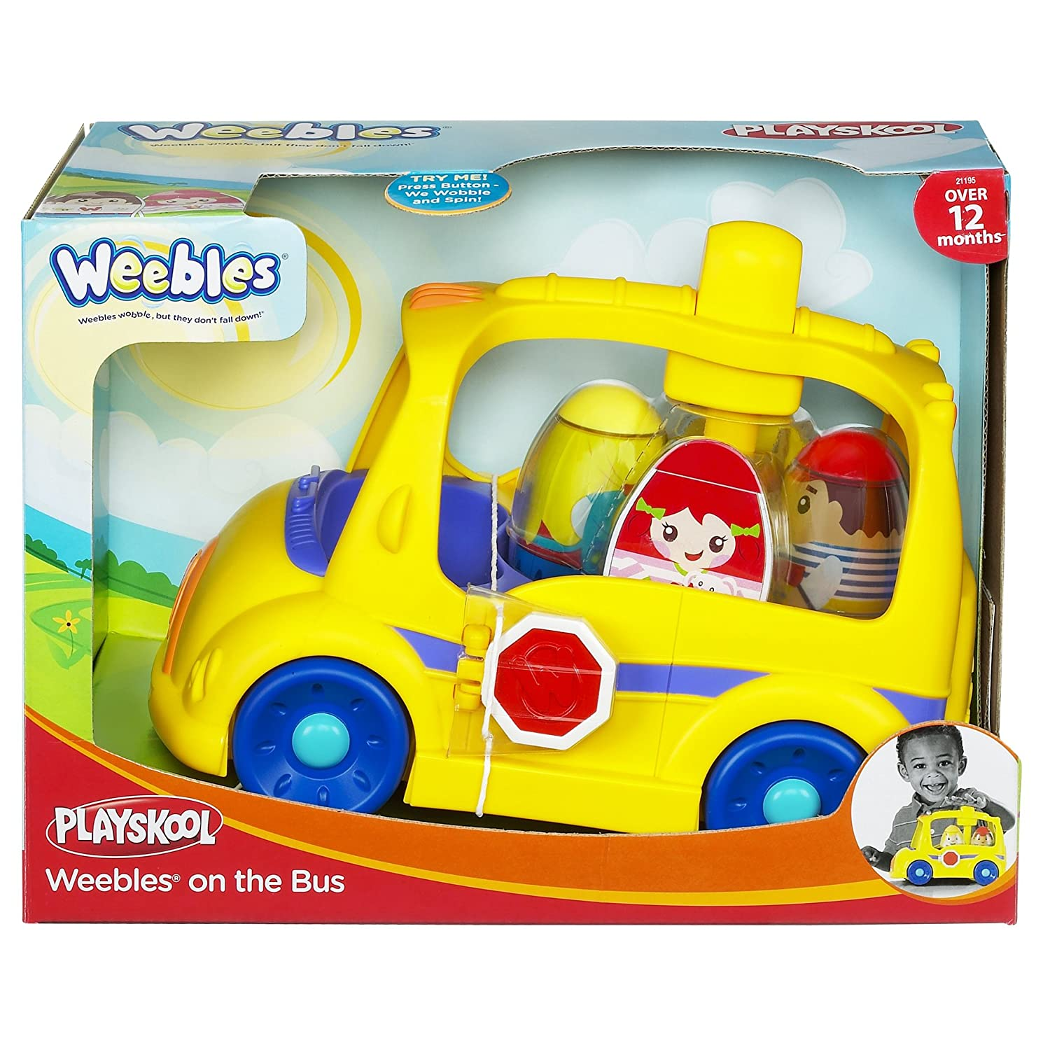 Playskool Weebles Musical Treehouse Part - 31: Amazon.com