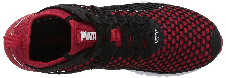 Puma Puma Puma Herren Ignite Dual Netfit Turnschuh, schwarz dbb6ad