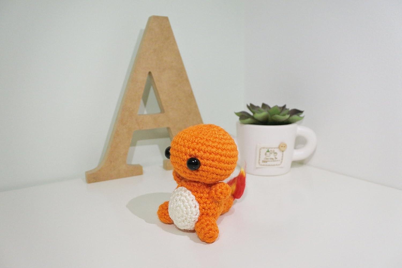 Amigurumi Crochet Pokemon Charmander Plushie - Amigurumi Crochet ... | 1000x1500
