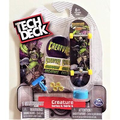 TECH DECK Creature Series 6 STU Graham Arrow Attack Ultra Rare #20087774: Toys & Games