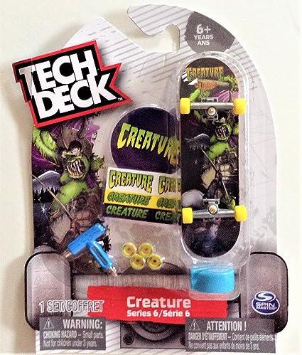Amazon Com Tech Deck Creature Series 6 Stu Graham Arrow Attack Ultra Rare 20087774 Toys Games