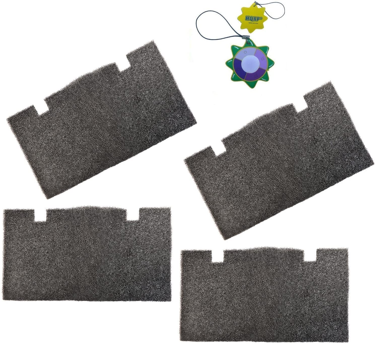59016 59136 Series Roof Top Air Conditioners /& Heat Pumps 57912 HQRP UV Meter HQRP 4 pcs Foam Air Filter for Dometic Duo Therm Brisk Air 57908 57915