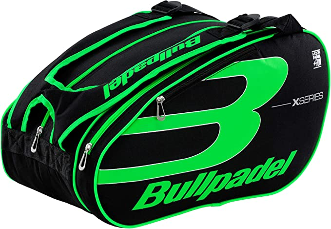 Bullpadel Paletero 17004 Green: Amazon.es: Deportes y aire libre