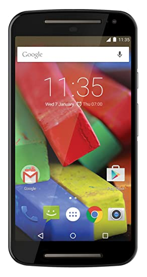 Motorola Moto G 4g 5 Inch 2nd Generation Uk Sim Free Amazon