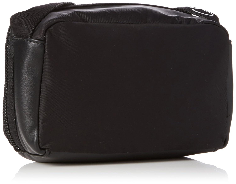 8e91431dba6be Calvin Klein Damen Metropolitan Saddle Bag Umhängetasche 7 x 18 x 26 ...
