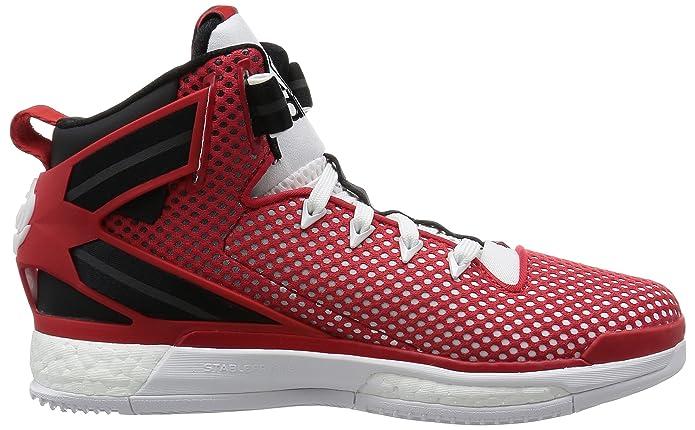 various colors 3ab2d ccc1e adidas Mens D Rose 6 Boost Basketball Shoes Amazon.co.uk Sho