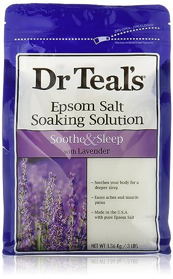 Dr. Teals Epsom Salt Lavender
