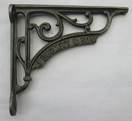 ironmongery world in 27 designs antique cast iron shelf bracket support book sink toilet cistern