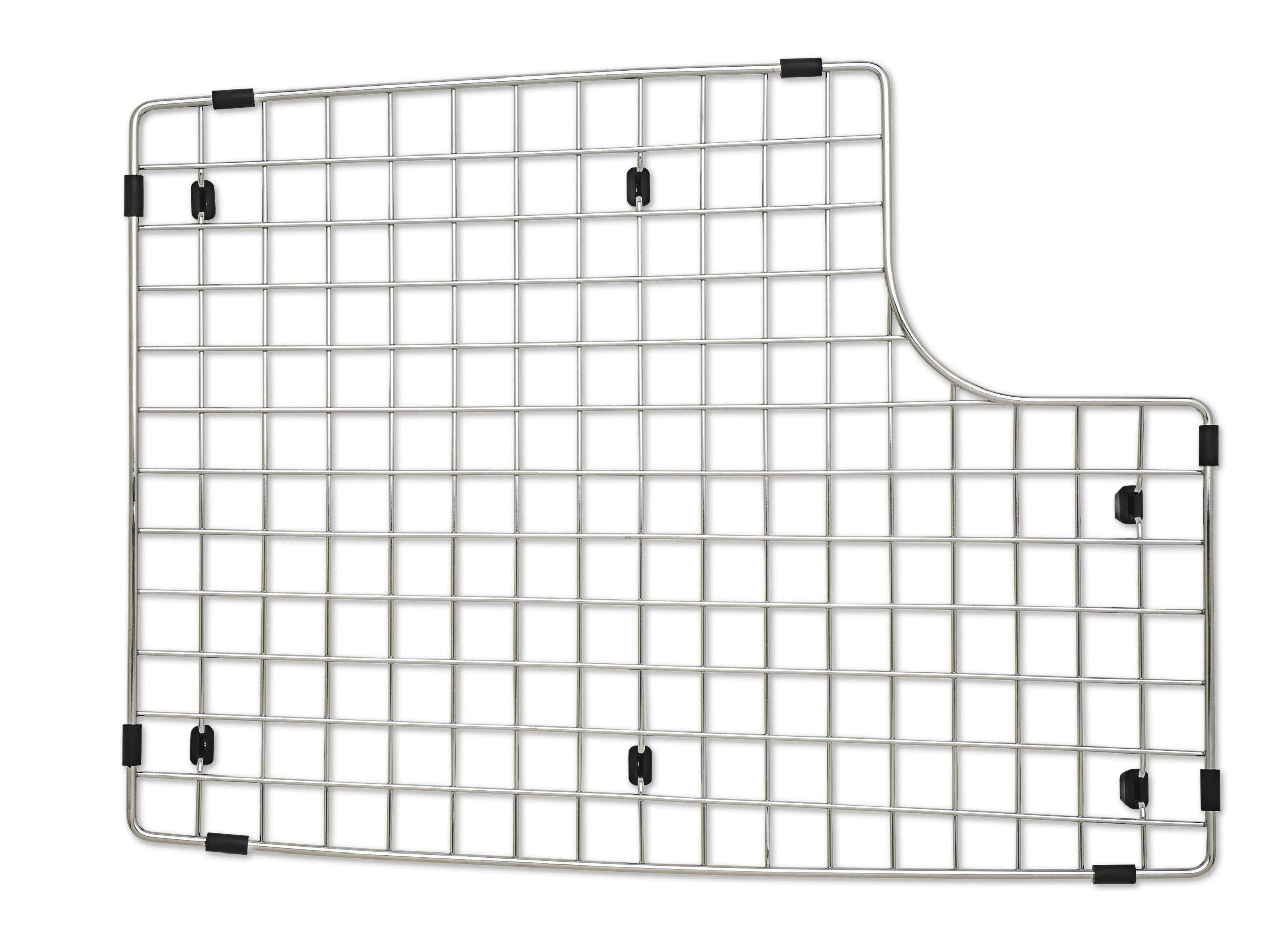 Blanco 222472 Sink Grid, Fits Performa Silgranit II Cascade, Stainless Steel