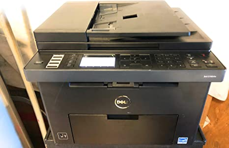 Amazon.com: DELL Computer C1765nfw Wireless Impresora de ...