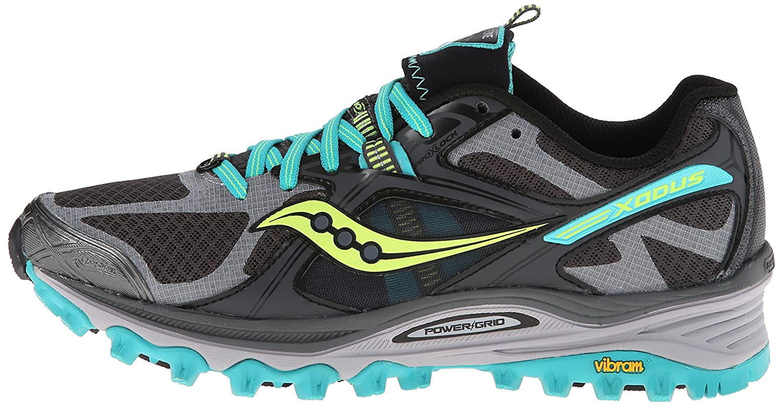 Saucony Womens Xodus 5.0 Trail-Running Shoe 6PM Saucony Footwear Women/'s Xodus 5.0-W