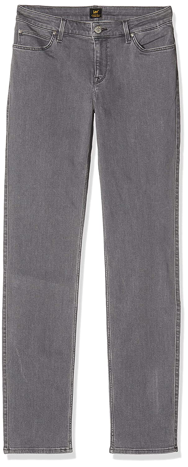 Lee Marion Straight Jeans Donna