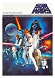 Star Wars Classic Deluxe Official 2019 Calendar - A3 Format with Presentation Envelope