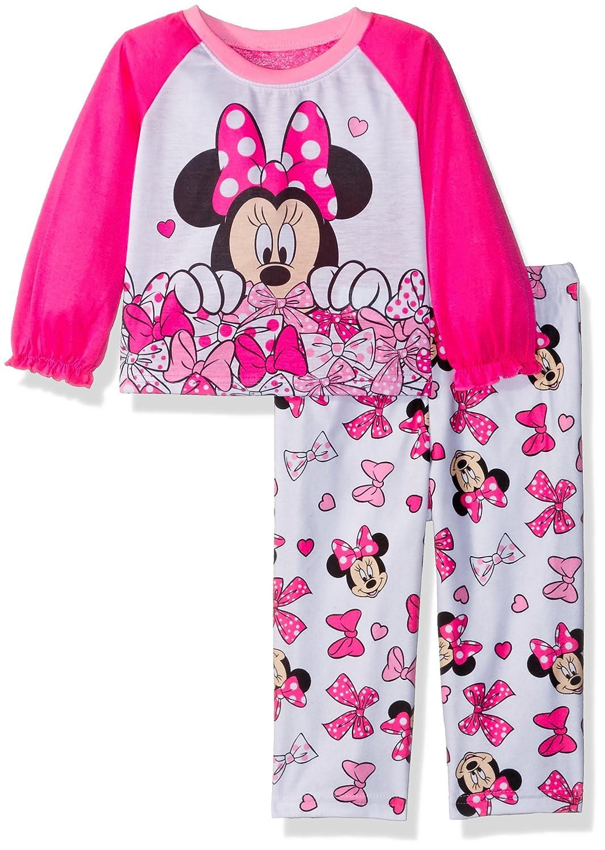 Disney Baby Girls Minnie Mouse 2-Piece Pajama Set 21MW639VLLZA-P6