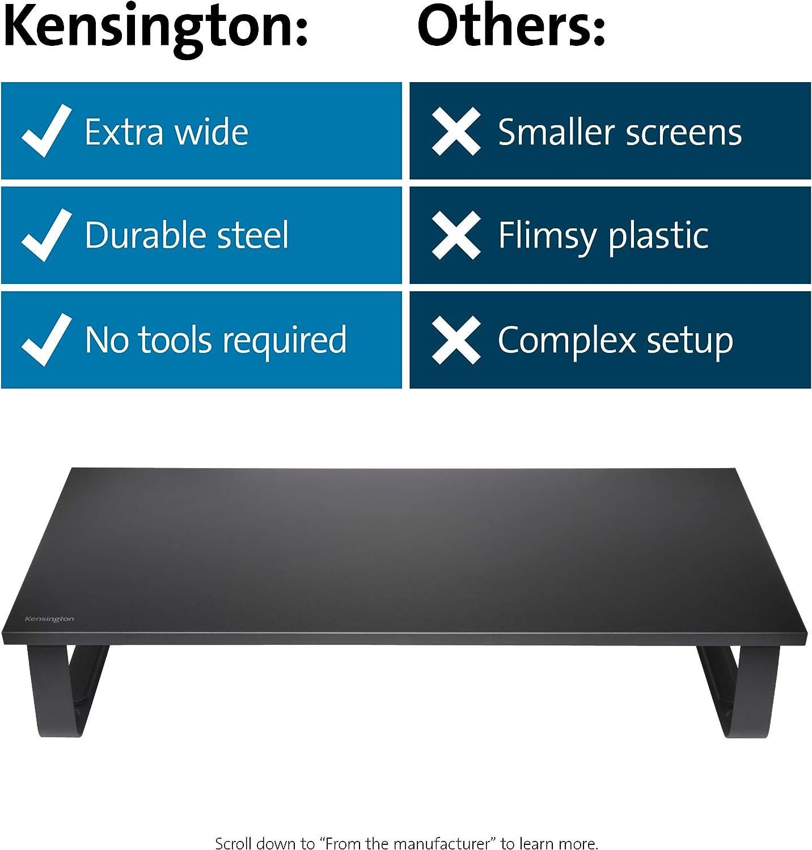 Kensington Support pour écran extra large