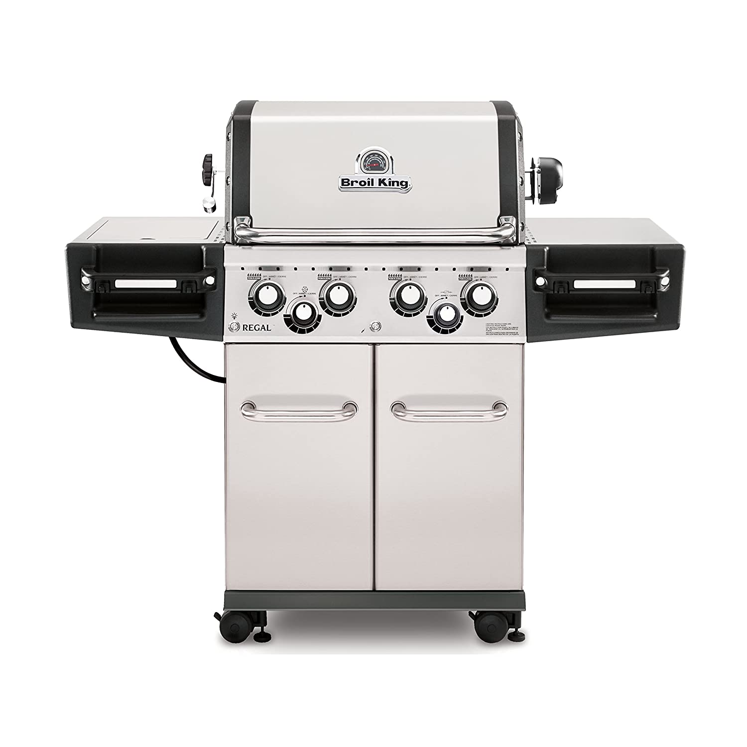 Broil King Regal S490 Pro 4-Burner Gas Grill