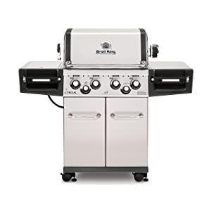 Broil King Regal S490 Propane Gas Grill
