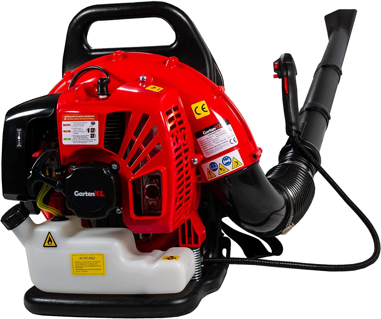 gartenxl EB de de 500 S Gasolina Soplador De Hojas con respaldo acolchado y zuvär informal de 2 del motor de con 52 ccm y 2 PS: Amazon.es: Bricolaje y herramientas