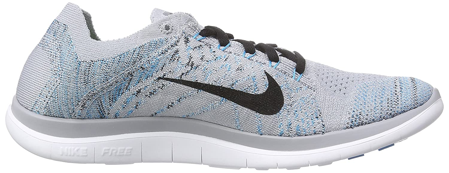 huge selection of 76a11 107cd Nike Free 4.0 Flyknit, Chaussures de Course Homme  Amazon.fr  Chaussures et  Sacs