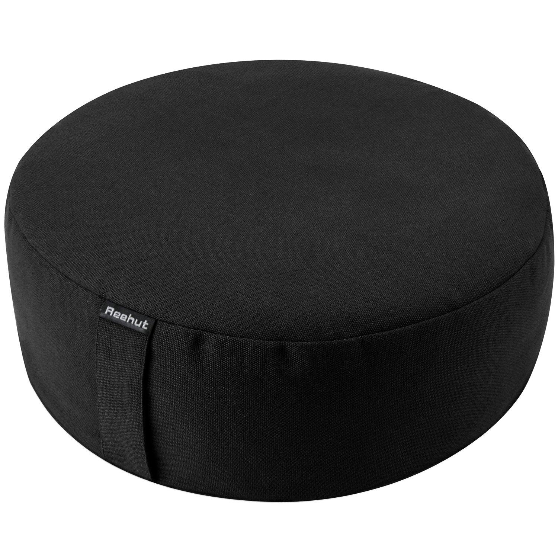 Yoga Bolster Meditation: Yoga Meditation Bolster Pillow Cushion Round Cotton Or