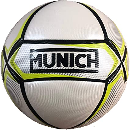 Munich Balón fútbol Prima Ball Indoor 62cm 5001081: Amazon.es ...